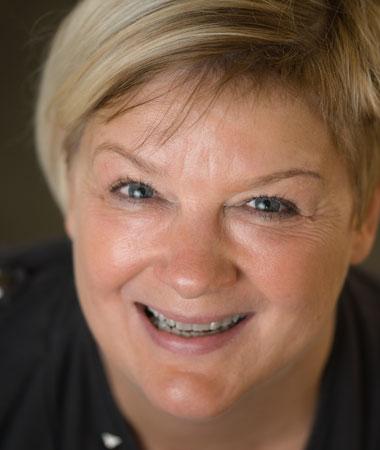 Pædagogisk konsulent Dorte Sveistrup