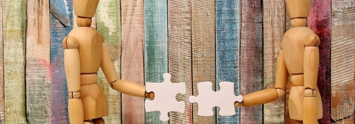 forældresamarbejde kan være et puslespil